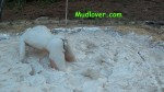 clay pit genital torment