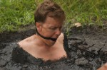 gagged in the mud